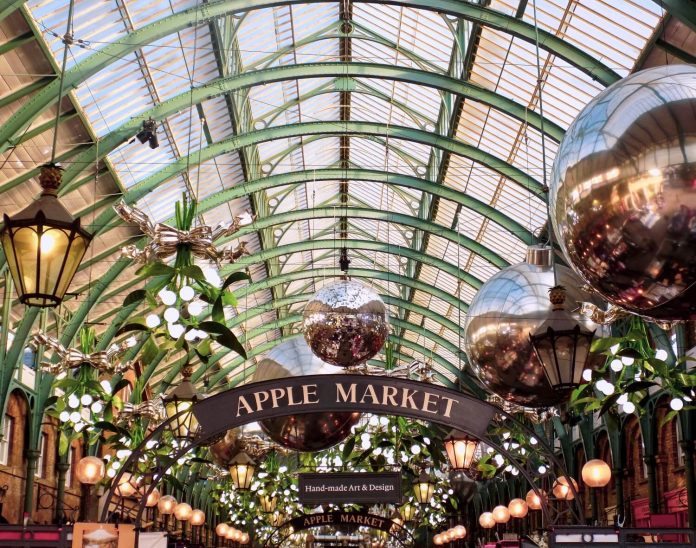 markets in london covent garden