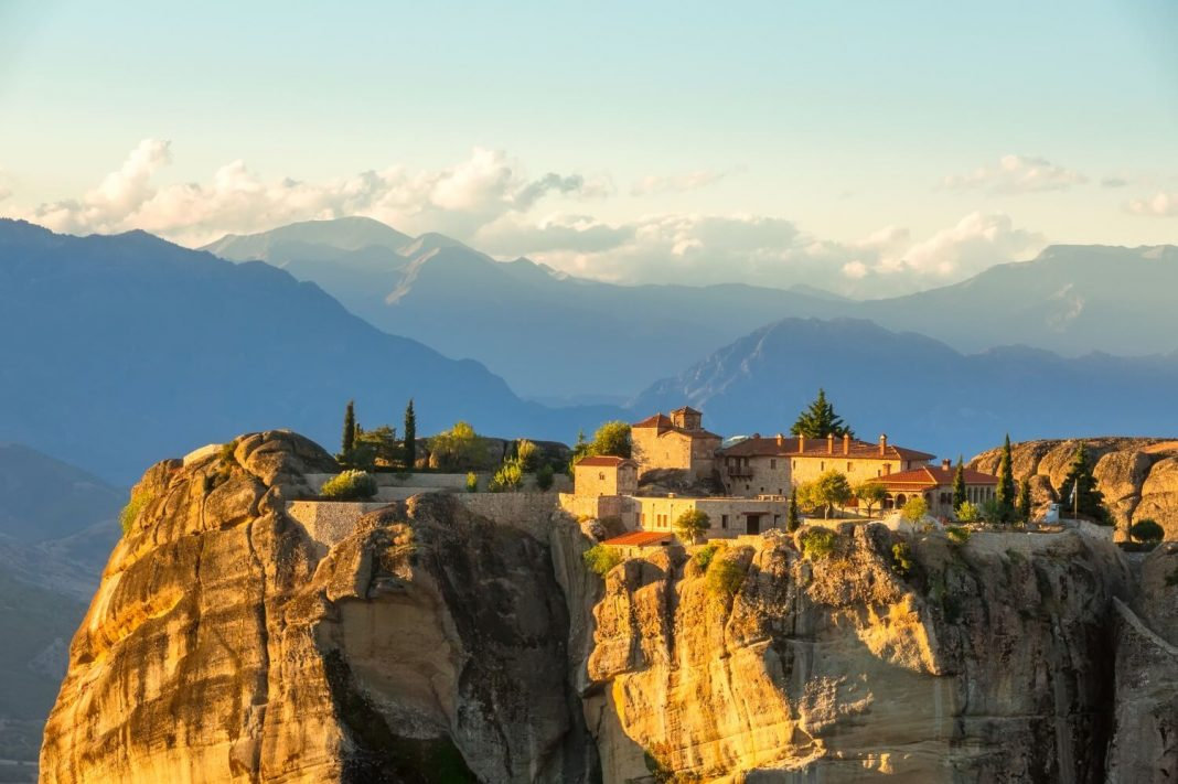 meteora places to visit in greece