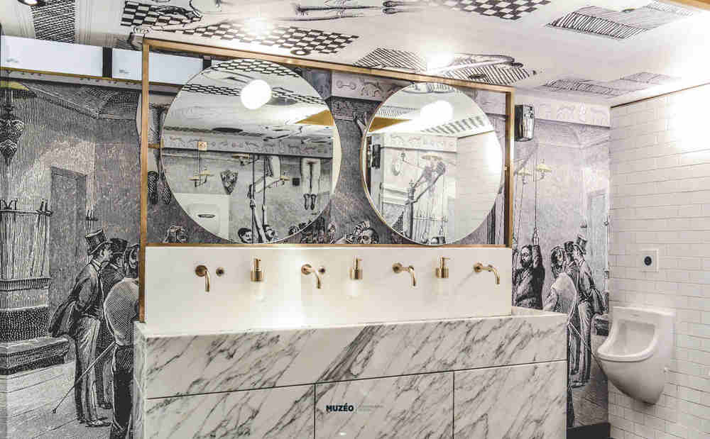 most instagrammable bathrooms in london germany gymnasium