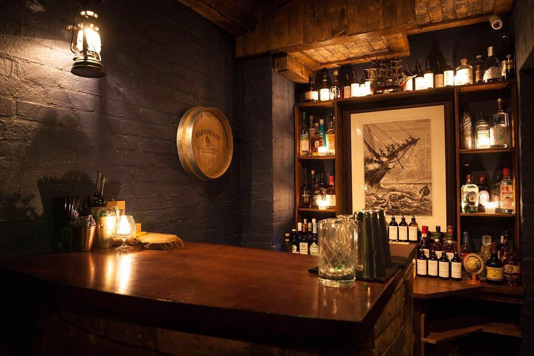 most unique speakeasy in london