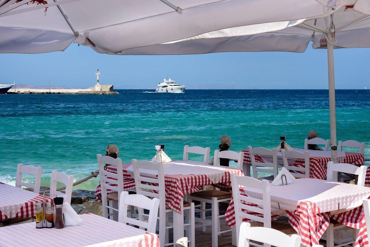 june holiday destination mykonos greece
