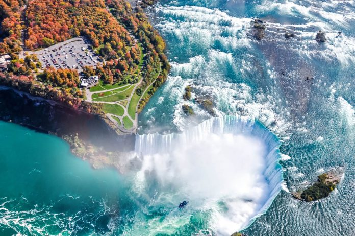 niagara falls aerial helicopter experience