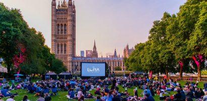 BEST OUTDOOR CINEMAS IN LONDON