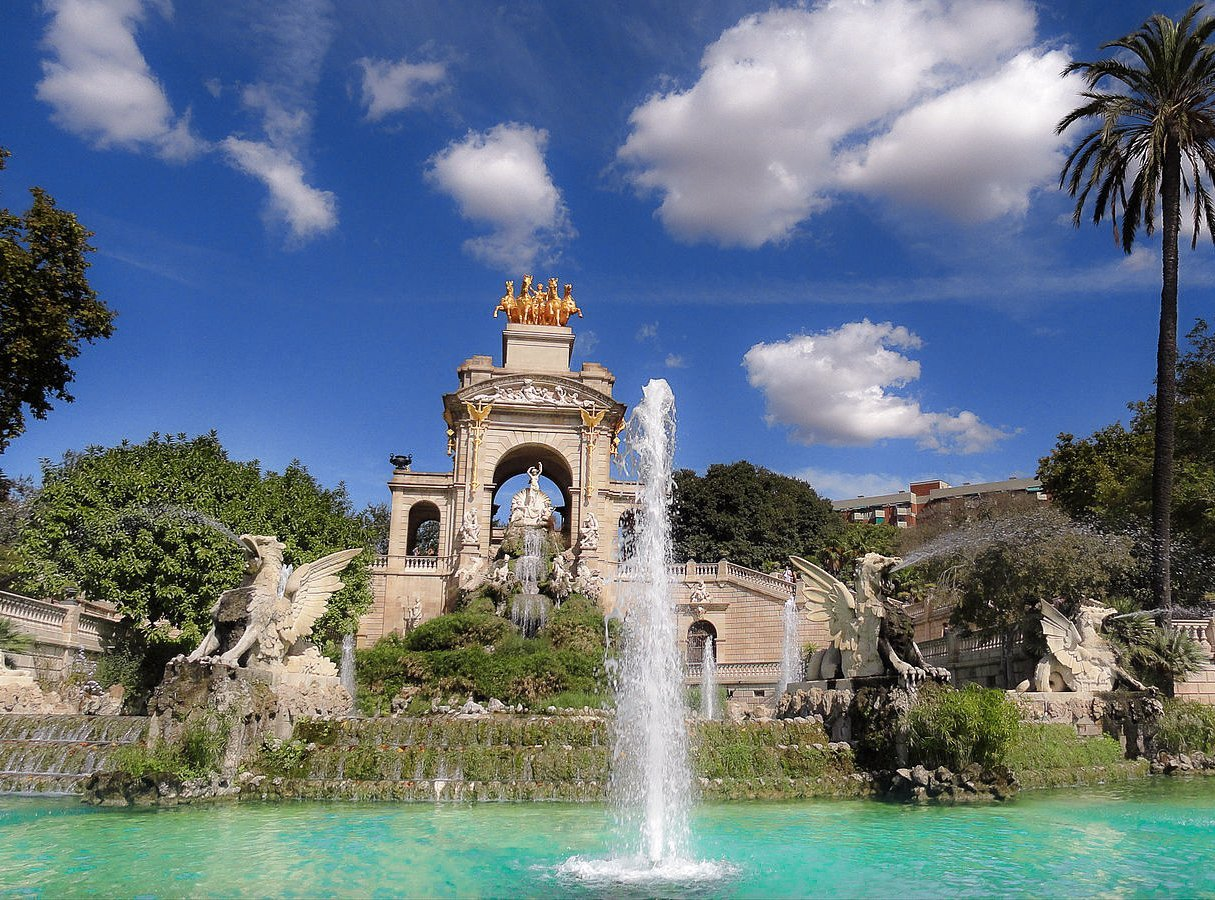 parks to visit in barcelon