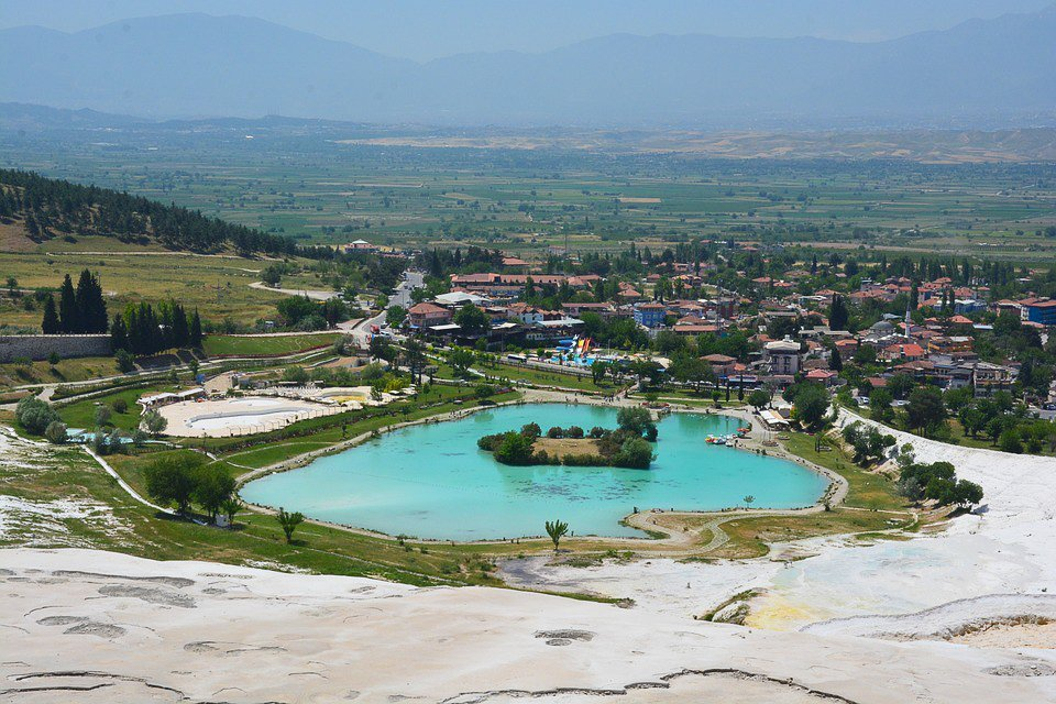 places to visit in Pamukkale_