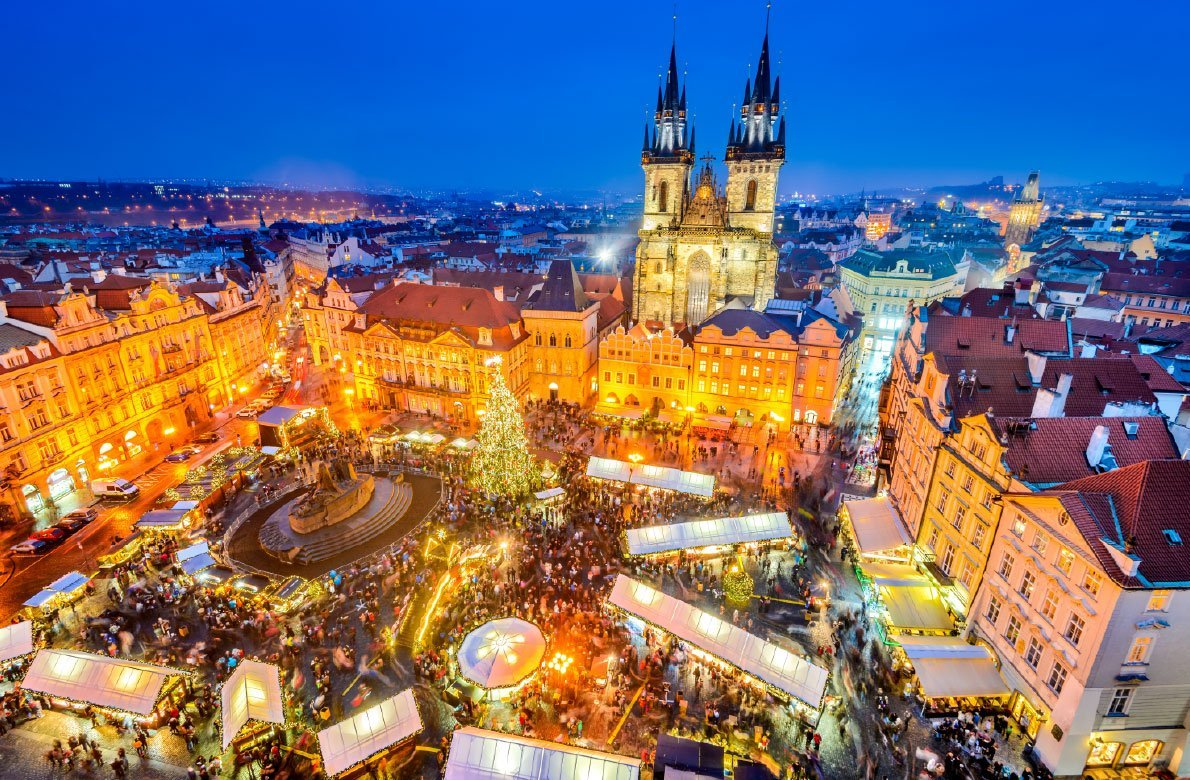 prague european christmas markets