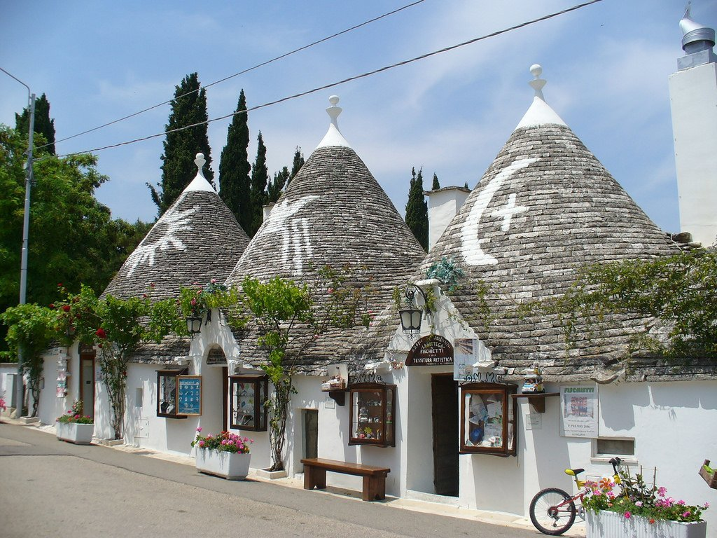 puglia italy best april destinations