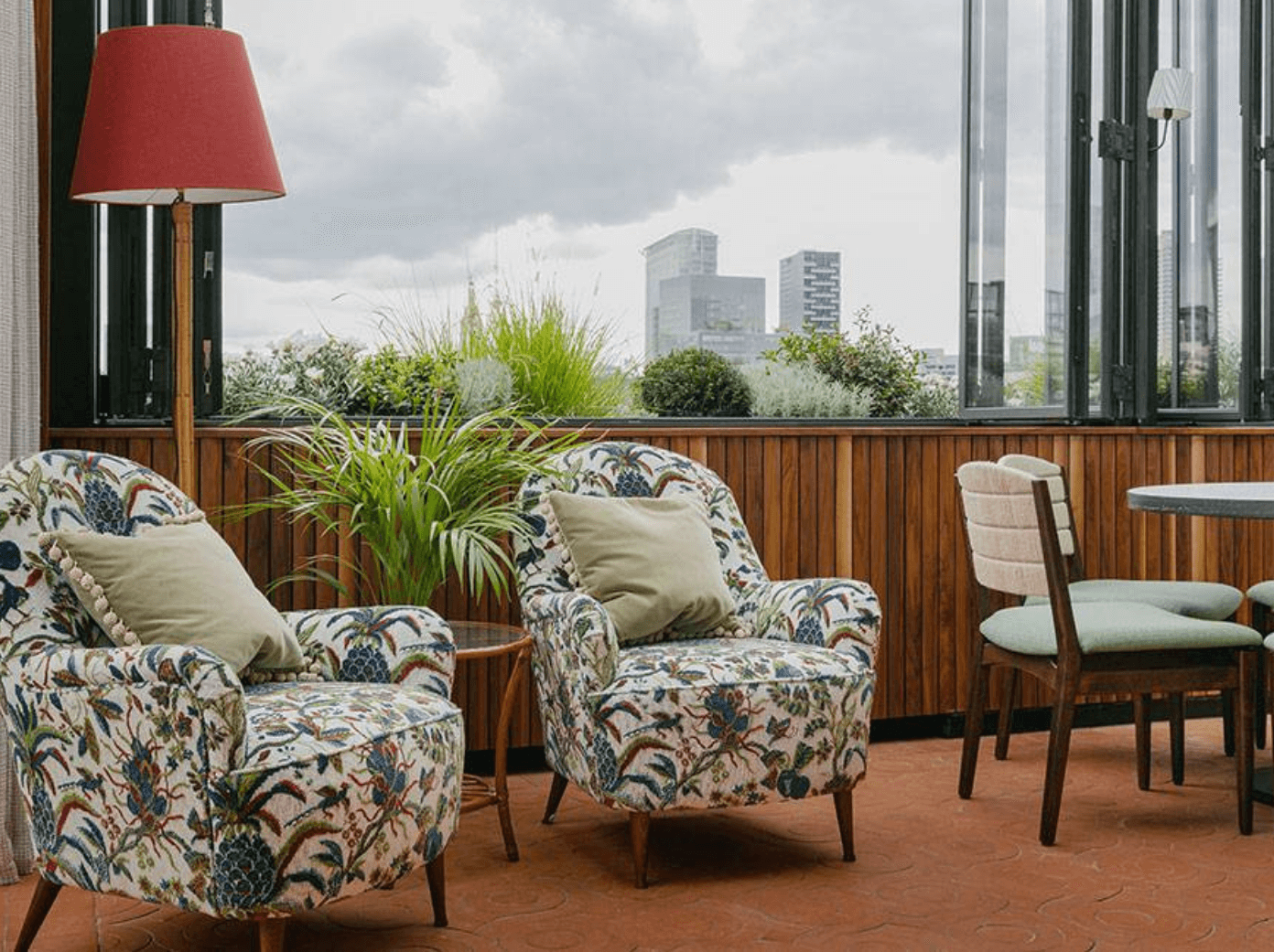 rooftop bars in london maya shoreditch