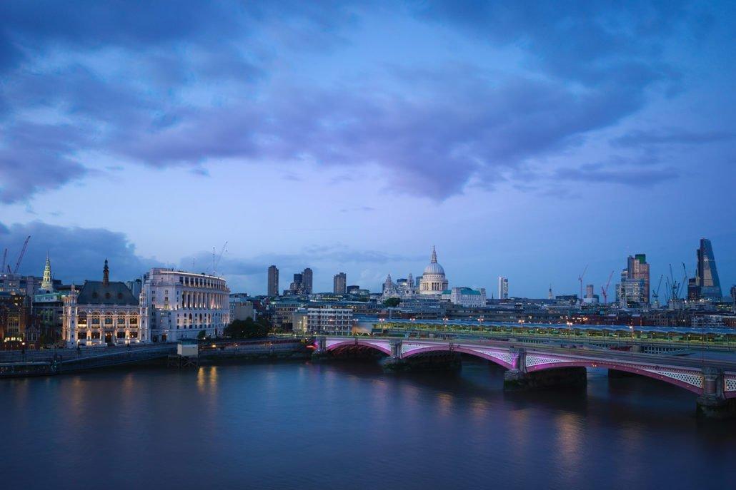 Rooftop bars in London Rumpus Rooftop Mondrian Hotel