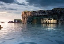 sky lagoon iceland infinity pool