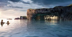 SKY LAGOON: ICELAND'S GEOTHERMAL LAGOON WITH OCEAN VIEWS