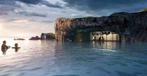 SKY LAGOON: ICELAND'S GEOTHERMAL LAGOON WITH OCEAN VIEWS