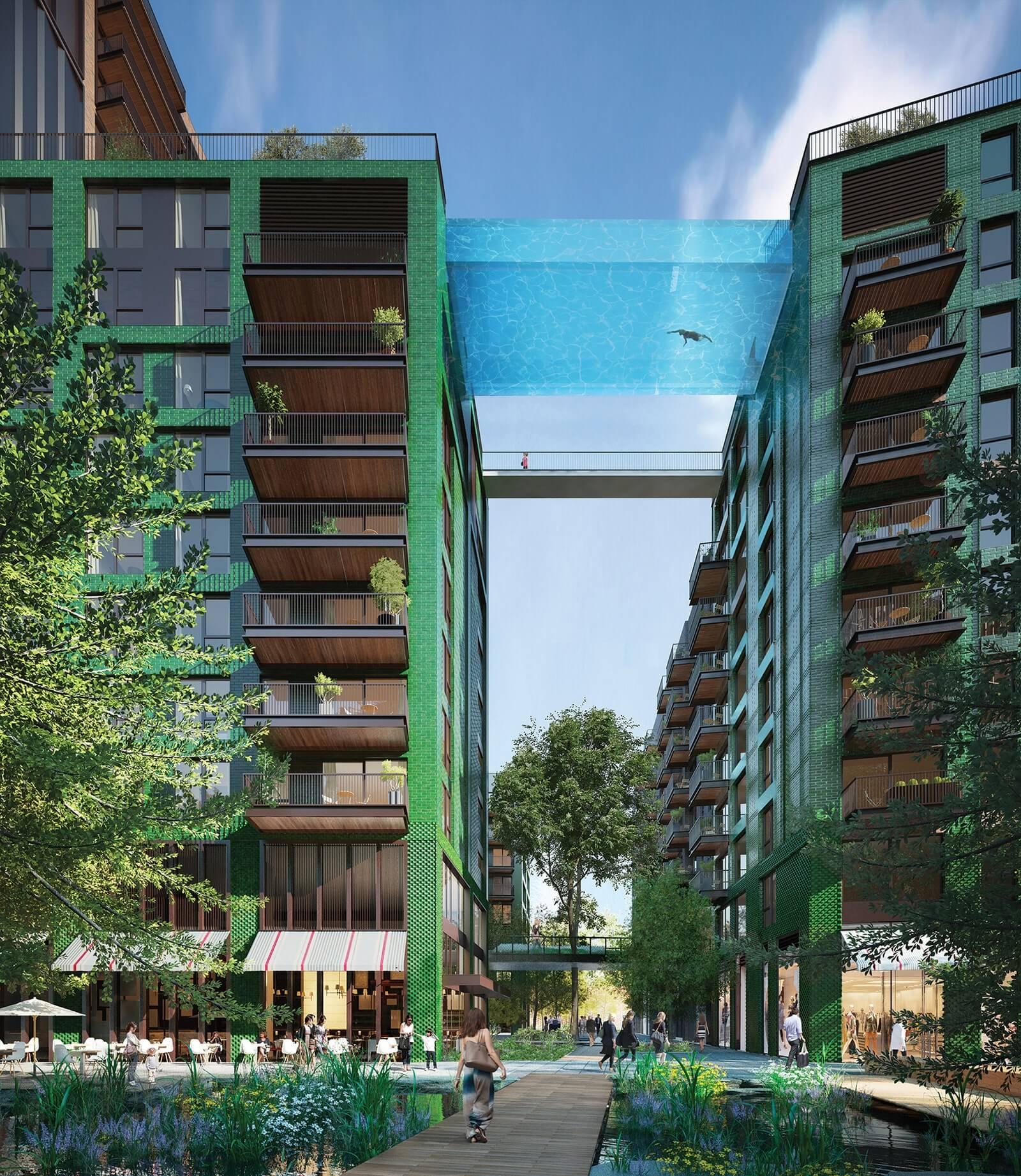 sky pool london embassy gardens