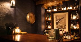 LONDON'S SMALLEST SPEAKEASY BAR