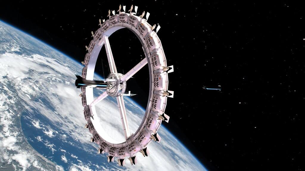 space hotel Voyager Station