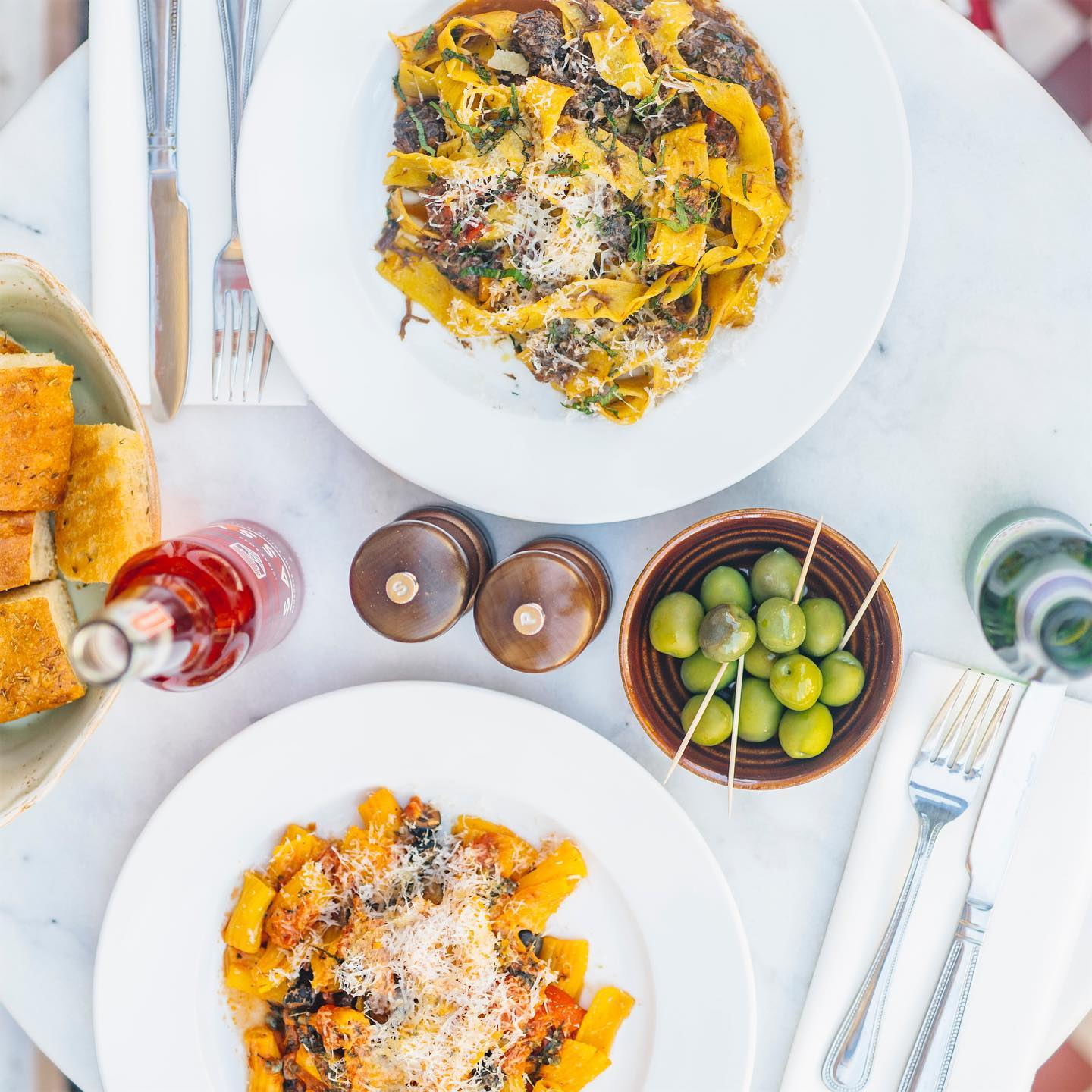 stampa mayfair where to get pasta in london