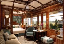 the Orient Express Route 4