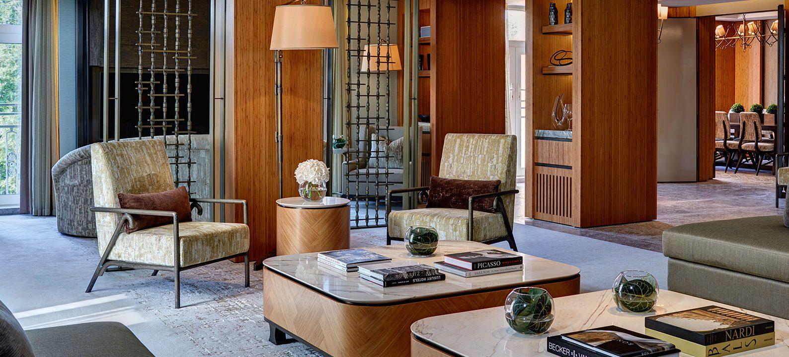 the berkeley opus suite knightsbridge livingroom