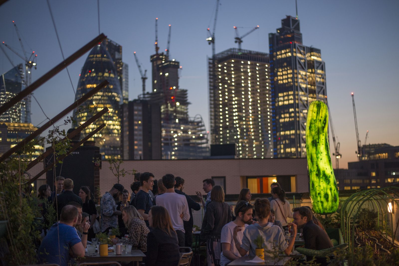 the culpeper best rooftops in London