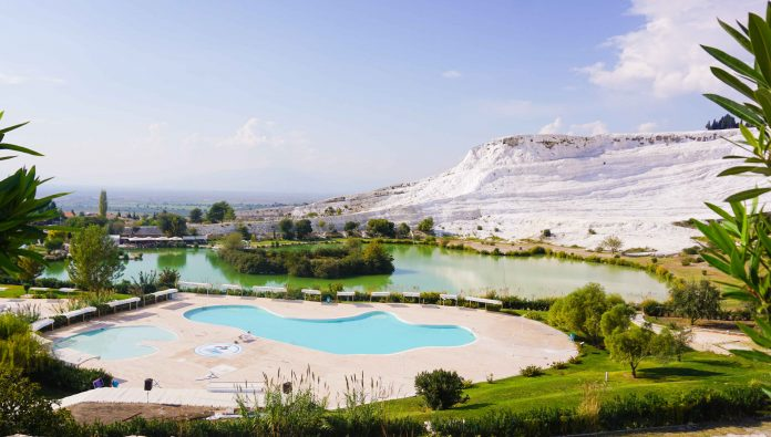 things to do in pamukkale natural park