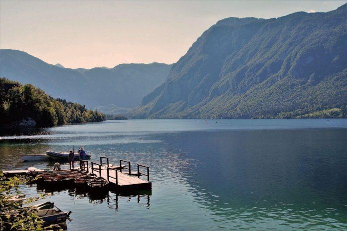 things to do near lake bled lake-bohinj