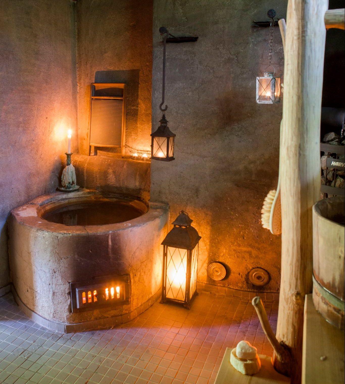 unique spas in finland The Kaurilan Sauna