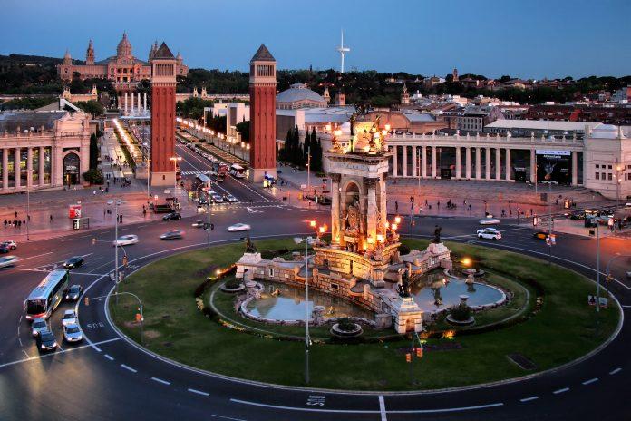 view from Las Arenas de Barcelona best viewpoints in barcelona