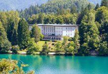 vila bled hotels on lake bled