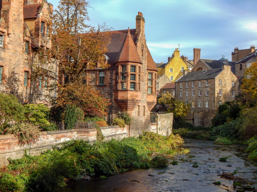 what to do in edinburgh dean village