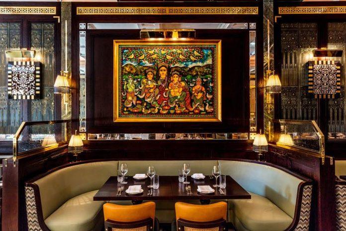 where to eat in mayfair Jamavar