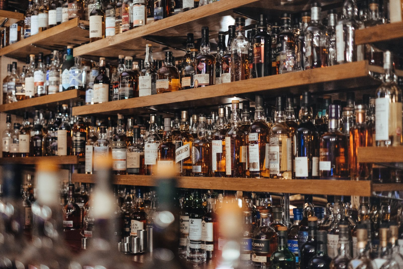 where to find the best whisky in edinburgh