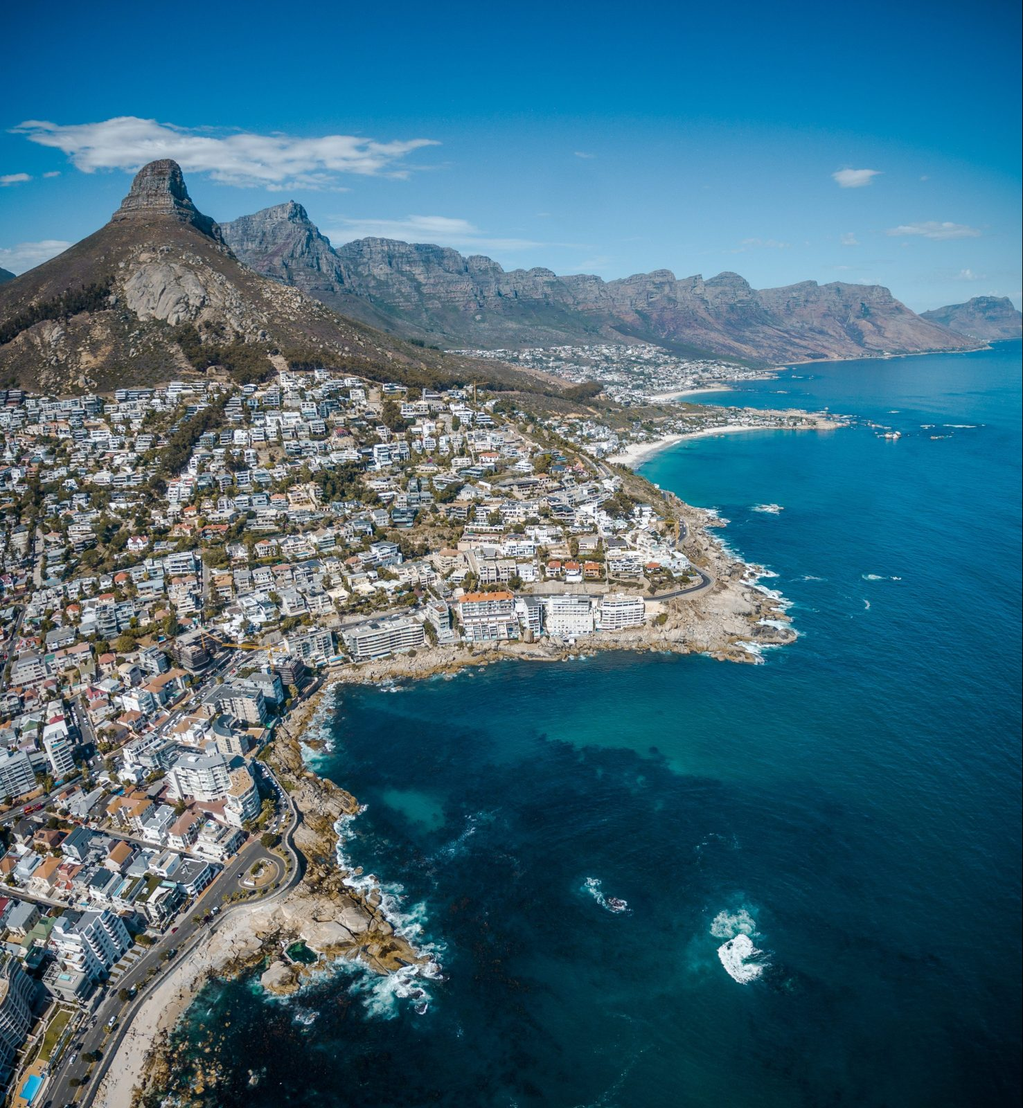 where to go in January cape town