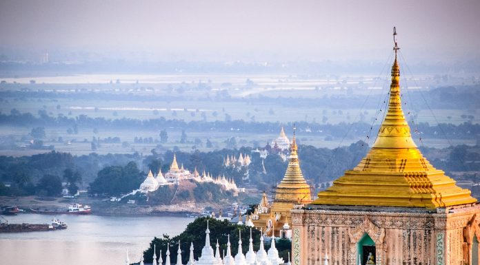 where to go in january burma