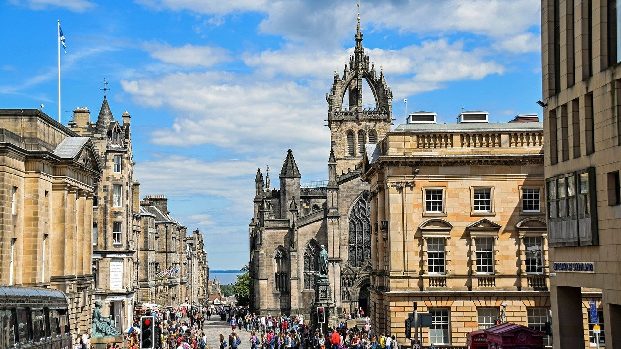 june destination edinburgh