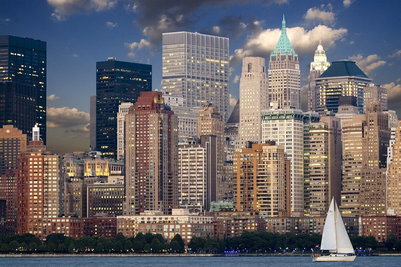 June destination New York