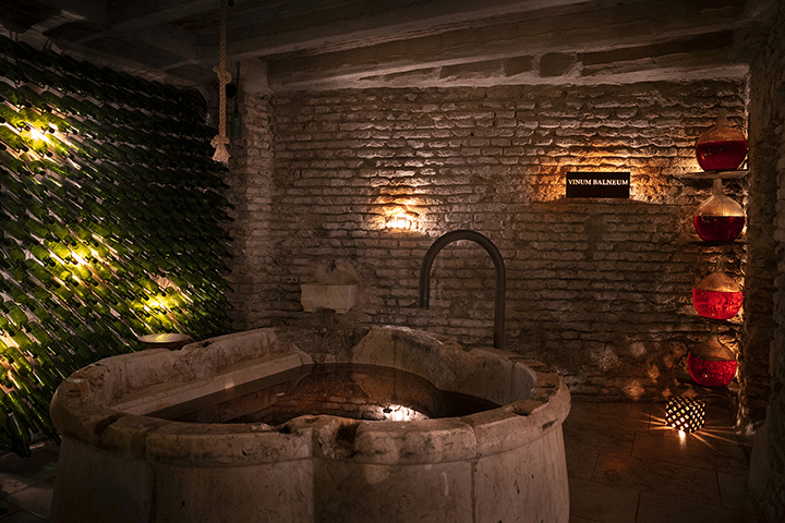 wine spa london AIRE ANCIENT BATHS